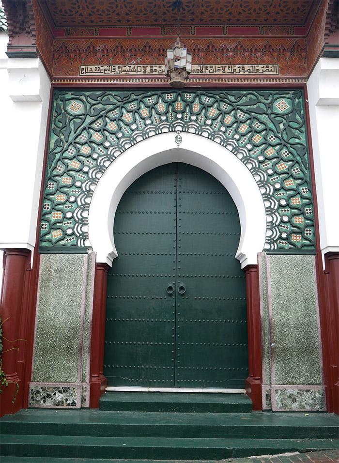 grande mosquee tanger maroc