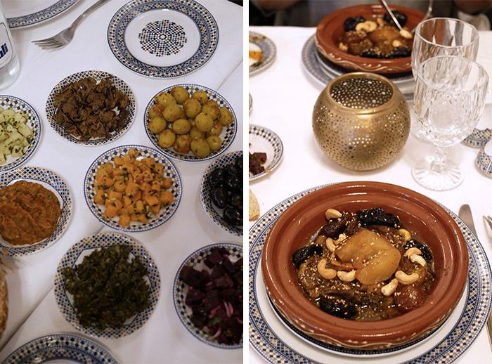 restaurant tanger palais zahia