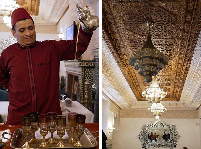riad palais zahia tanger maroc