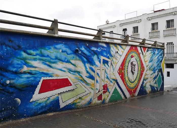 maroc tanger street art