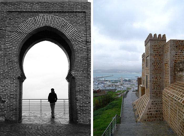 Maroc Tanger porte