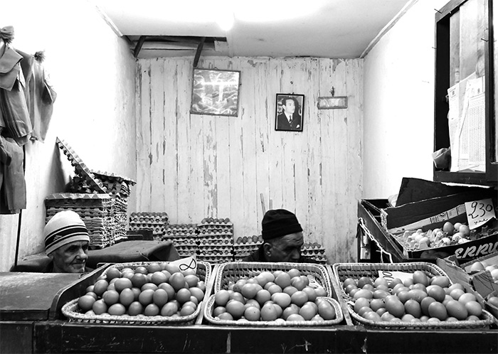 souk marchands tanger maroc