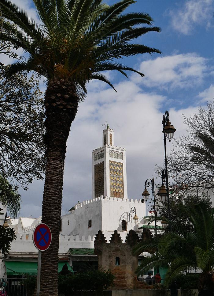maroc tetouan mosquee