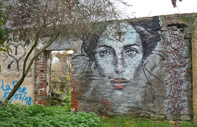 street art saint nicolas redon