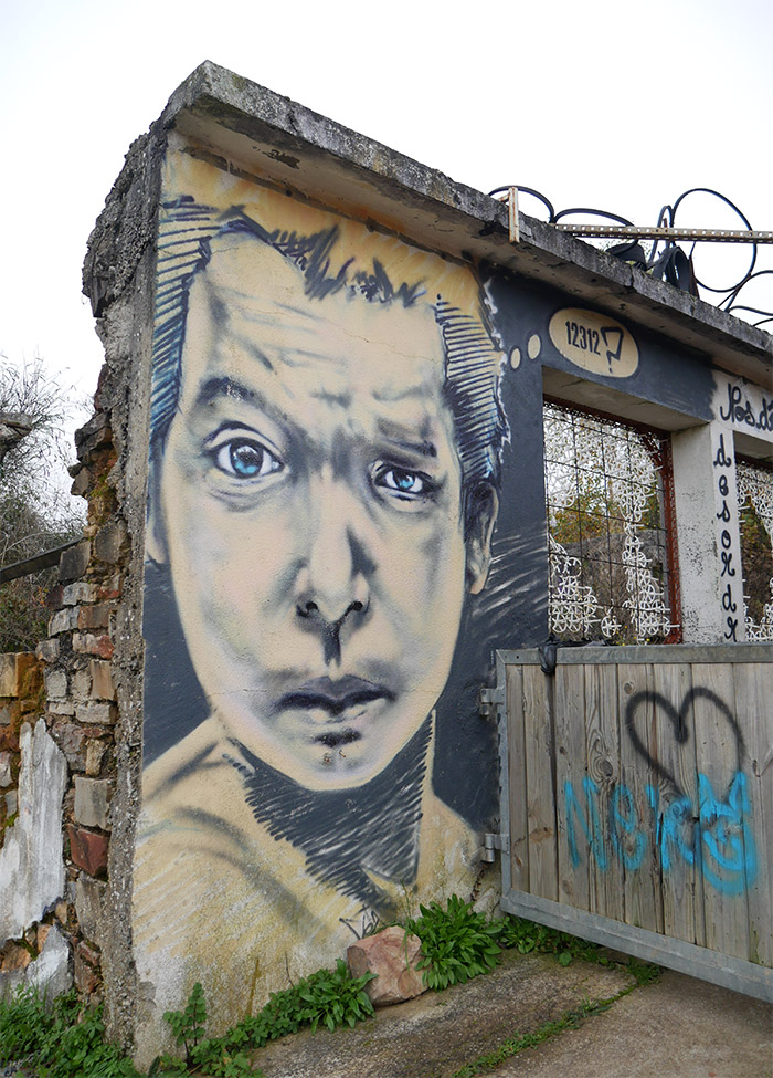 amis du transfo street art murals