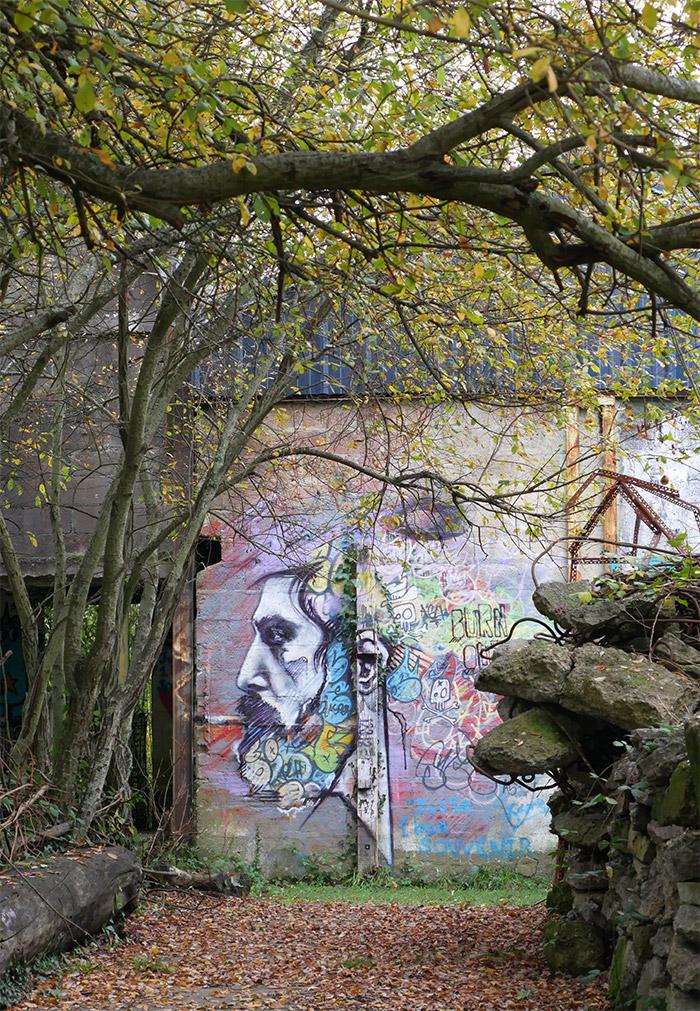 street art redon friche