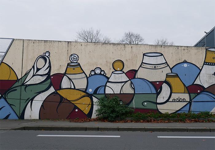 hazul street art rennes campus