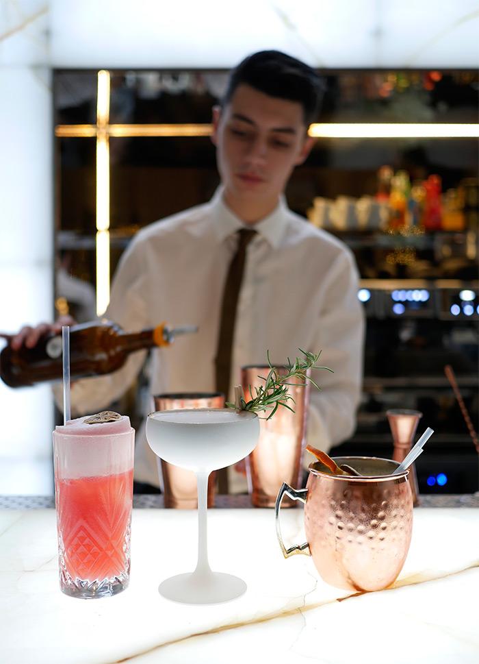 bar le dome lyon cocktails mixologie bartender
