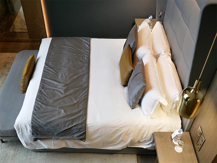 suite duplex intercontinental hotel dieu lyon