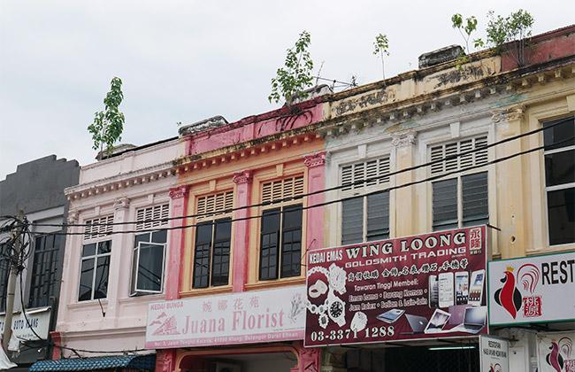 malaisie royal klang heritage walk