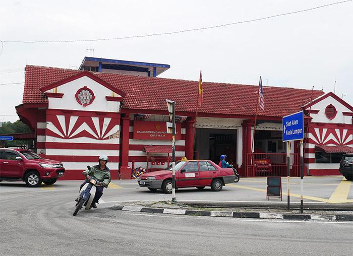 klang fire station