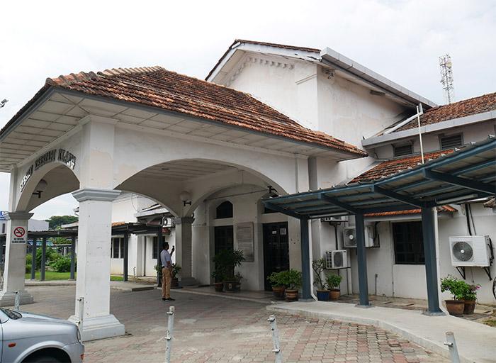 klang gare malaisie