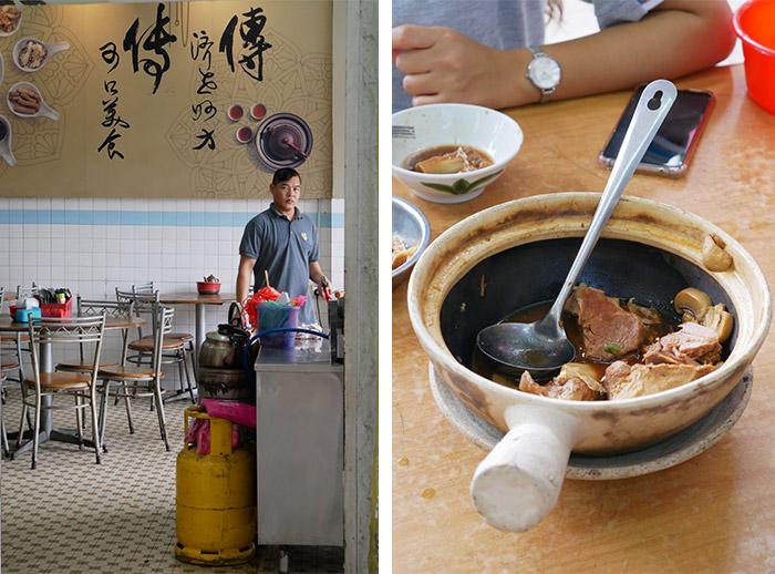 malaisie restauran klang