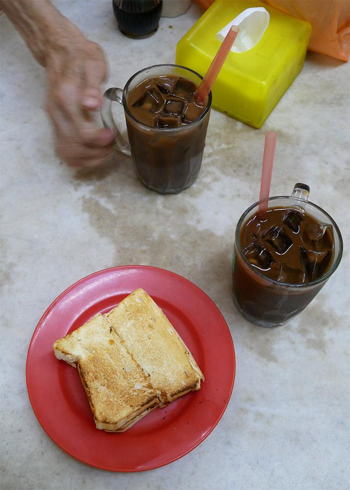 malaisie klang Chong Kok Kopitiam coffee