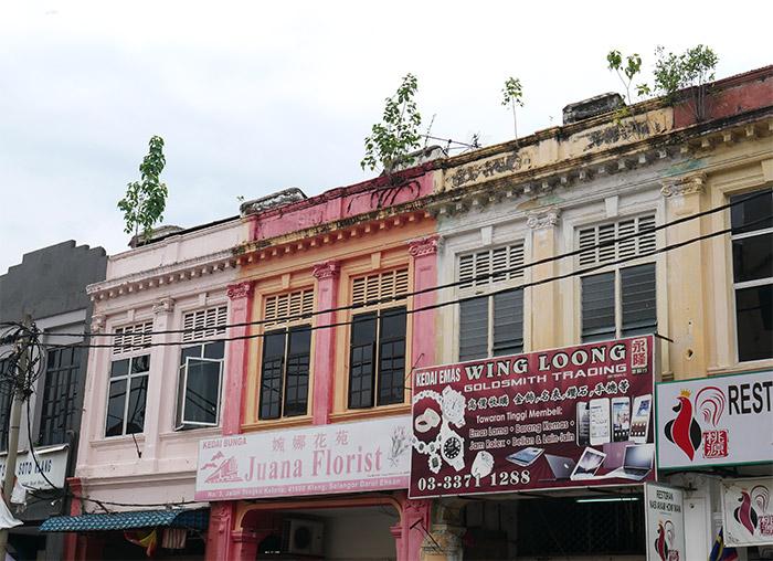 malaisie Klang maisons