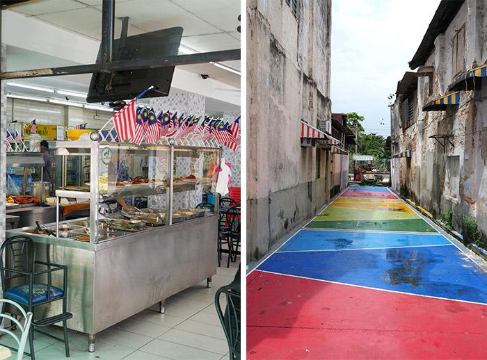 Malaisie Klang ville royale
