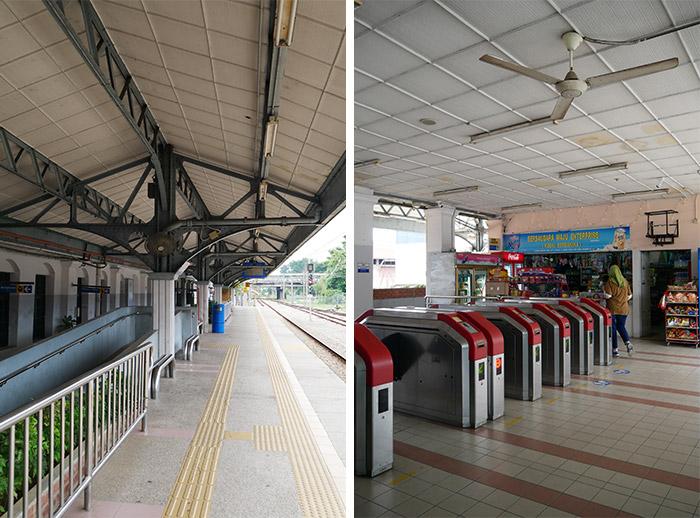 malaisie Klang gare heritage walk