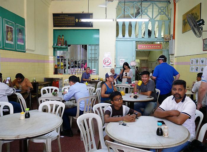 klang coffee shop malaisie Chong Kok Kopitiam