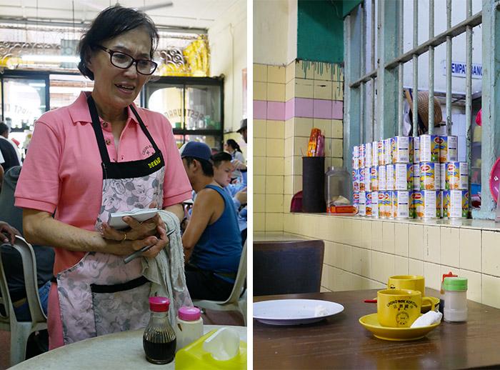 coffee shop Klang Malaisie