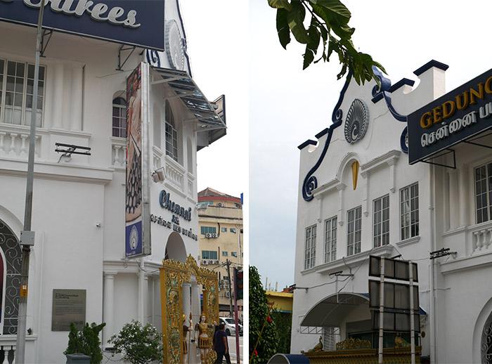 Klang Malaisie Chartered Bank heritage walk