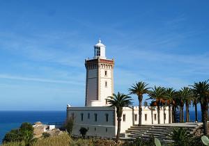 maroc cap spartel phare