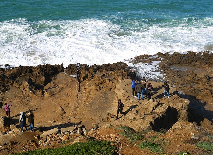 Maroc grottes hercule