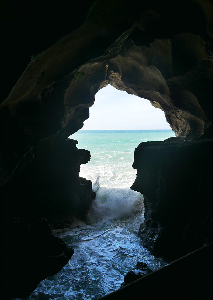 grottes Hercule Maroc