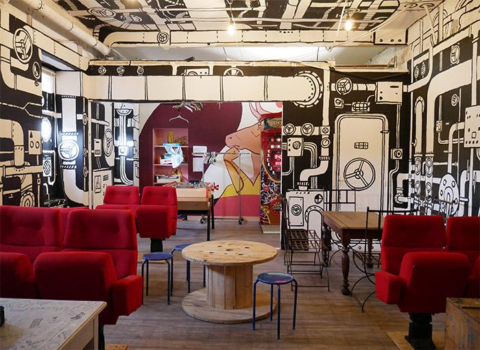 Vannes Dédale Café