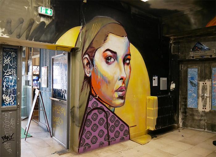 jef graffik vannes dedale street art