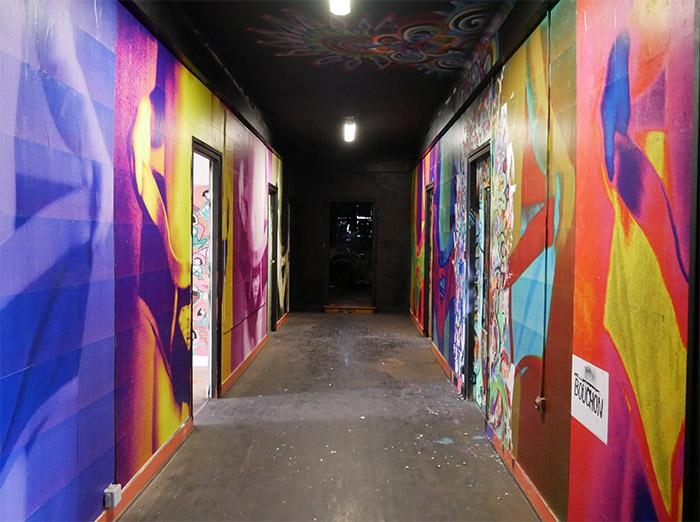 dedale vannes street art
