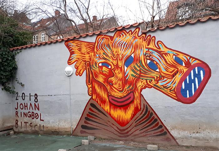 aarhus street art johan ringbol bitsch danemark