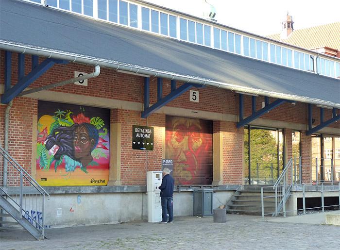 Maja Henriksen Aarhus street art