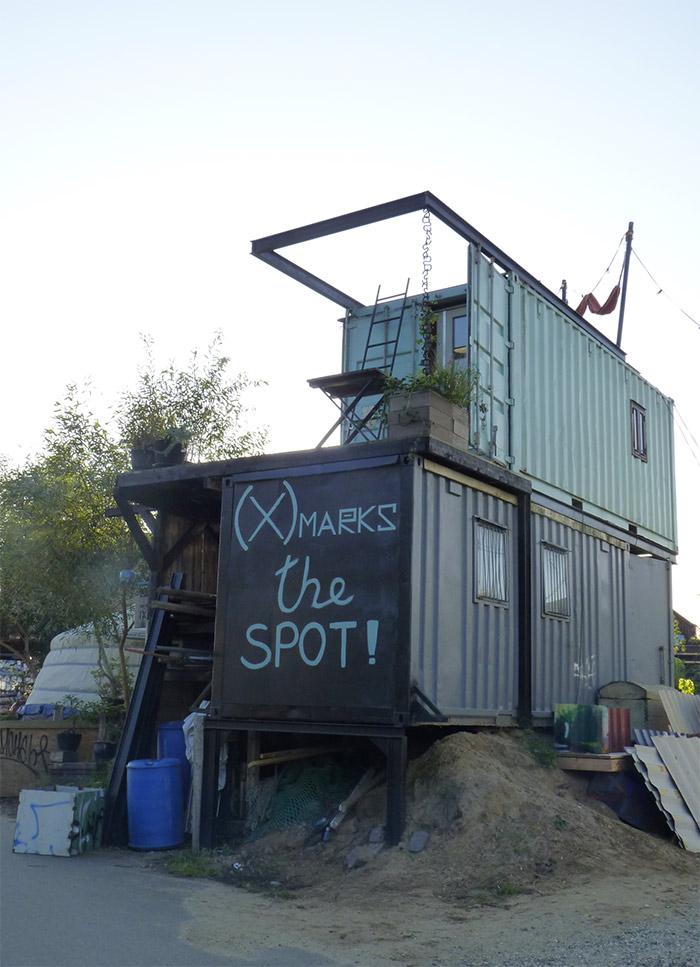 Aarhus container institut for X