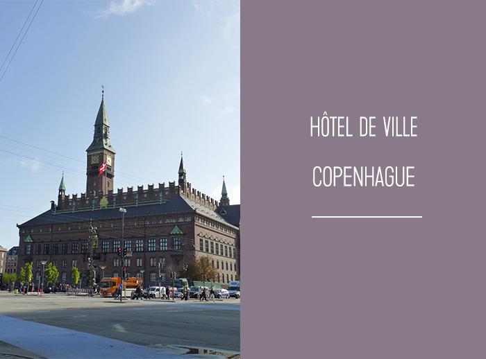 copenhague hotel de ville