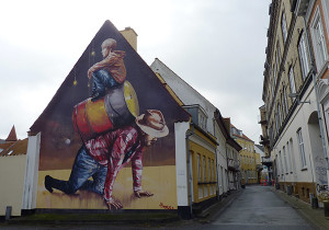 aalborg street art murals out in the open
