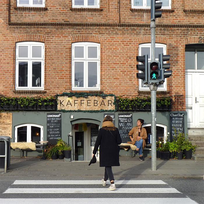 kjaers kaffebar aarhus