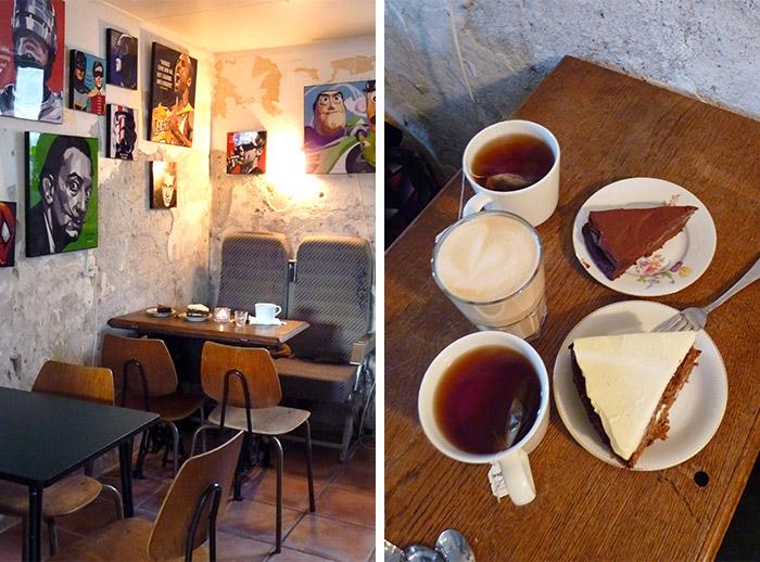 kjaers kaffe shop aarhus danemark