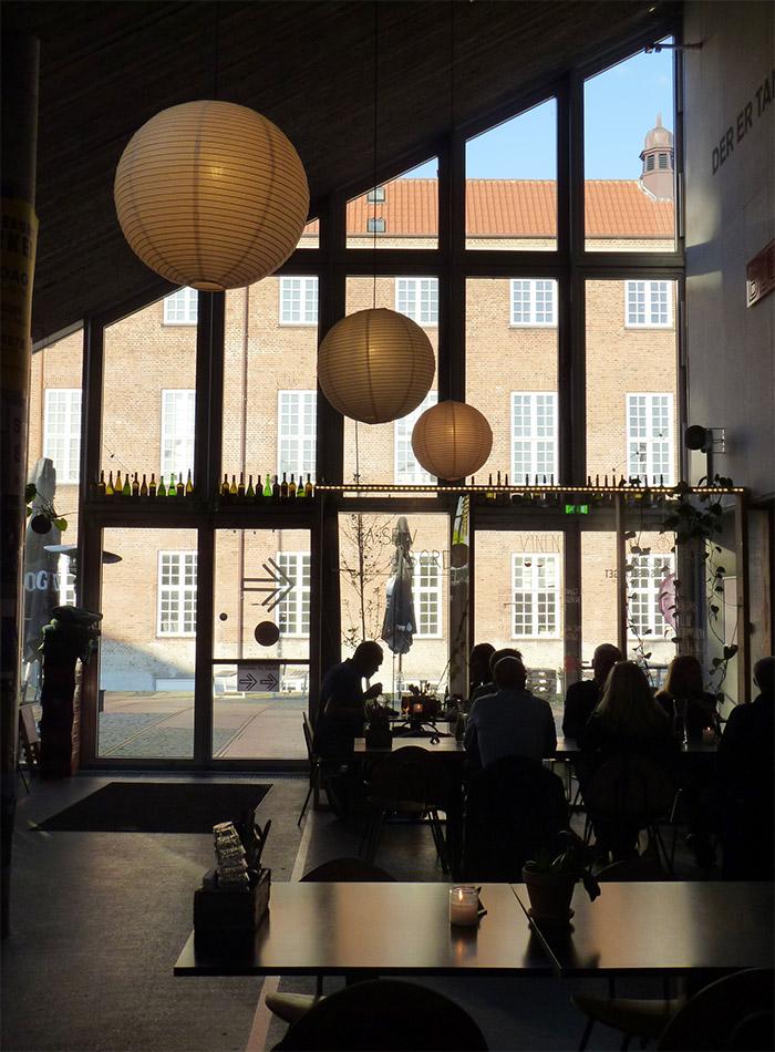 godsbanen cafe restaurant aarhus Spiselauget