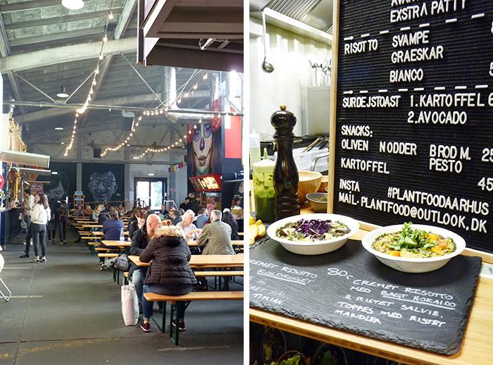 aarhus street food court