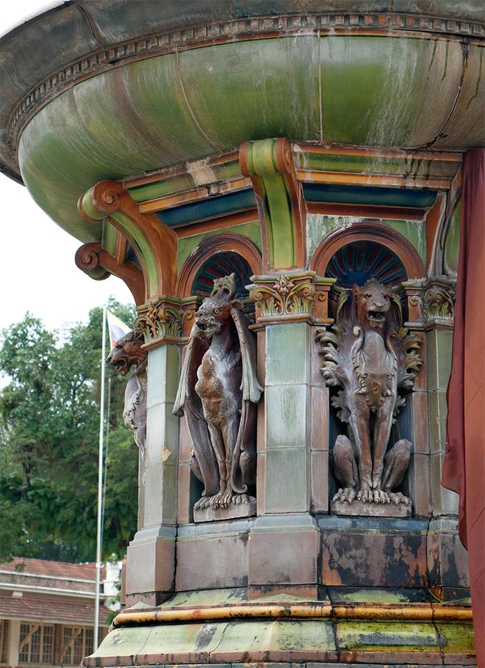 merdeka square kuala lumpur fontaine