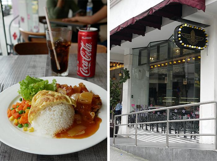 kuala lumpur malaisie restaurant