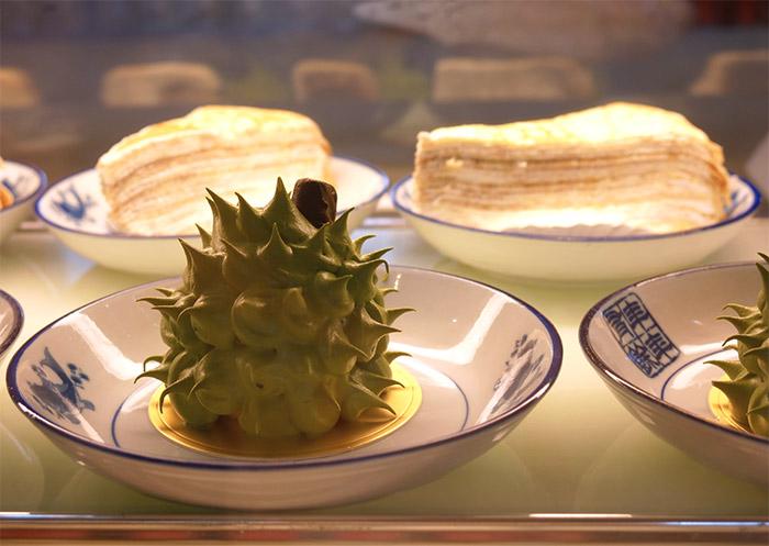 arch cafe kuala lumpur cake