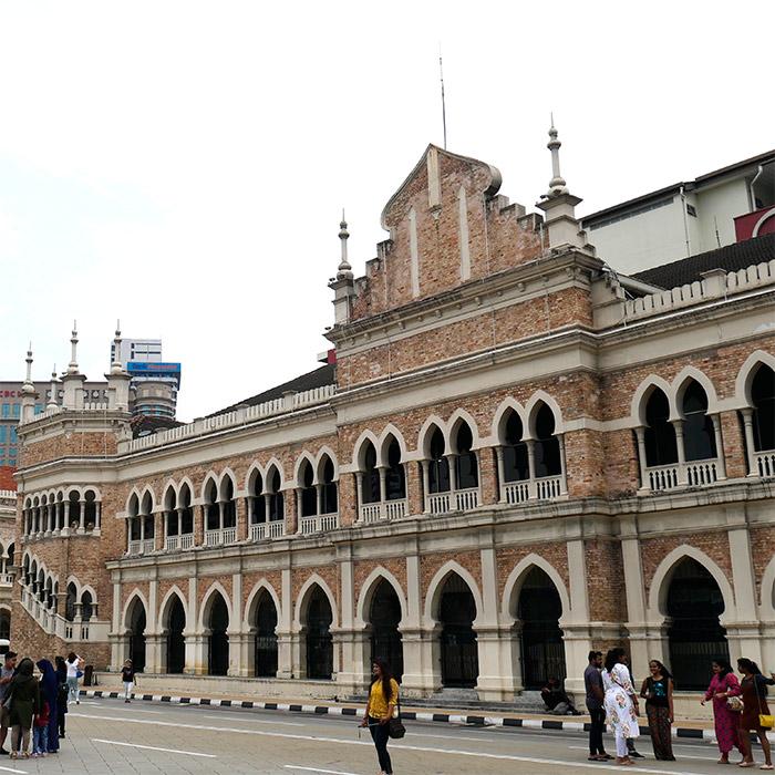 old post office kuala lumpur malaisie