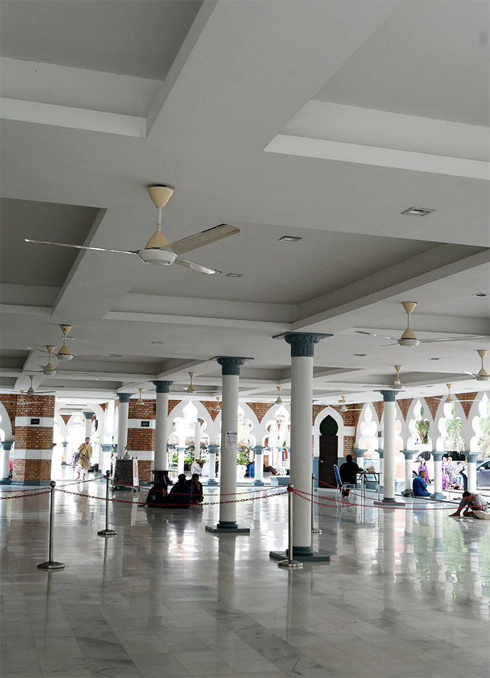 mosquee kuala lumpur malaisie