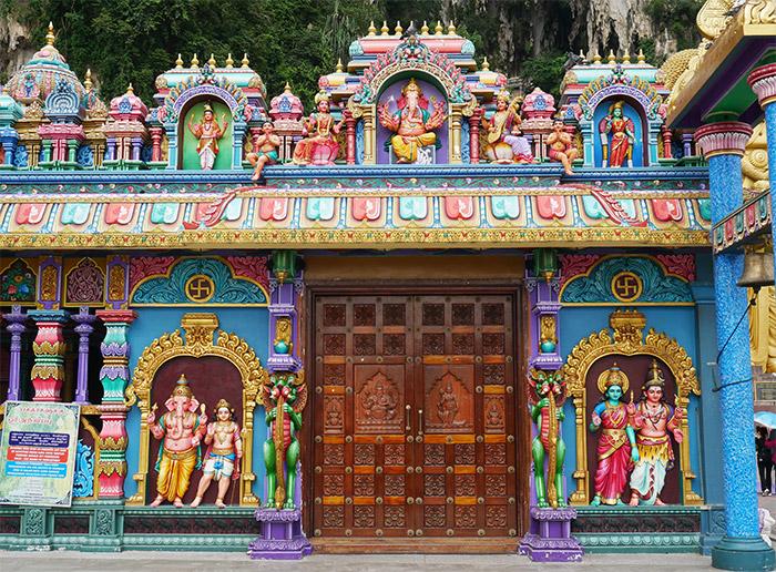 temple hindou Malaisie