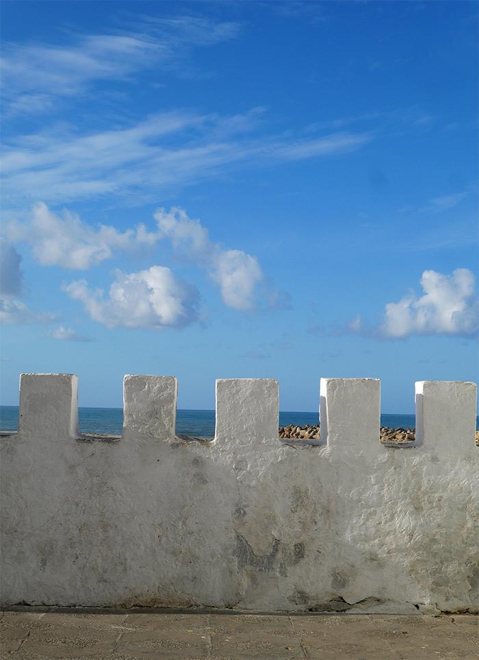 Maroc Assilah remparts