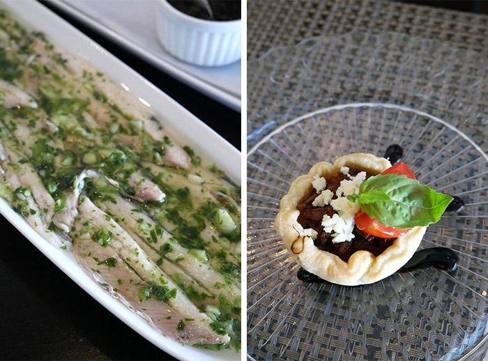 restaurant Asilah Maroc port XIV