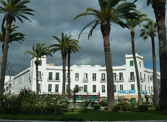 Place Moulay El Mehdi tetouan