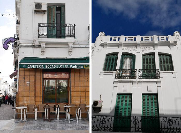 tetouan maroc architecture coloniale