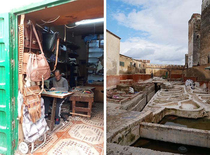 maroc artisans tetouan